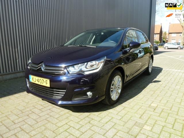 Citroen C4 1.6 BlueHDi Business /Euro6 diesel/Automaat.