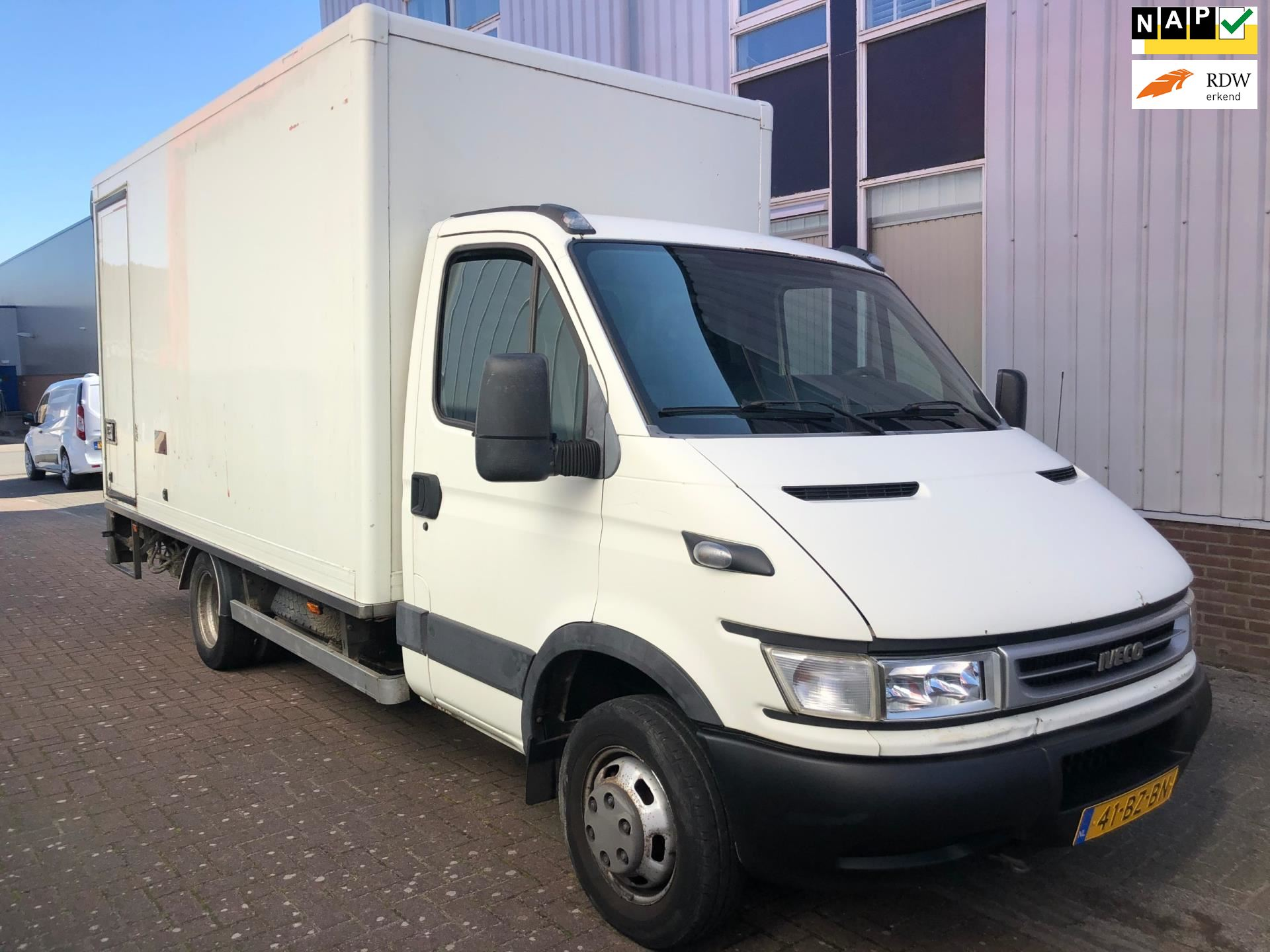 Iveco Daily occasion - MKB Autobeheer