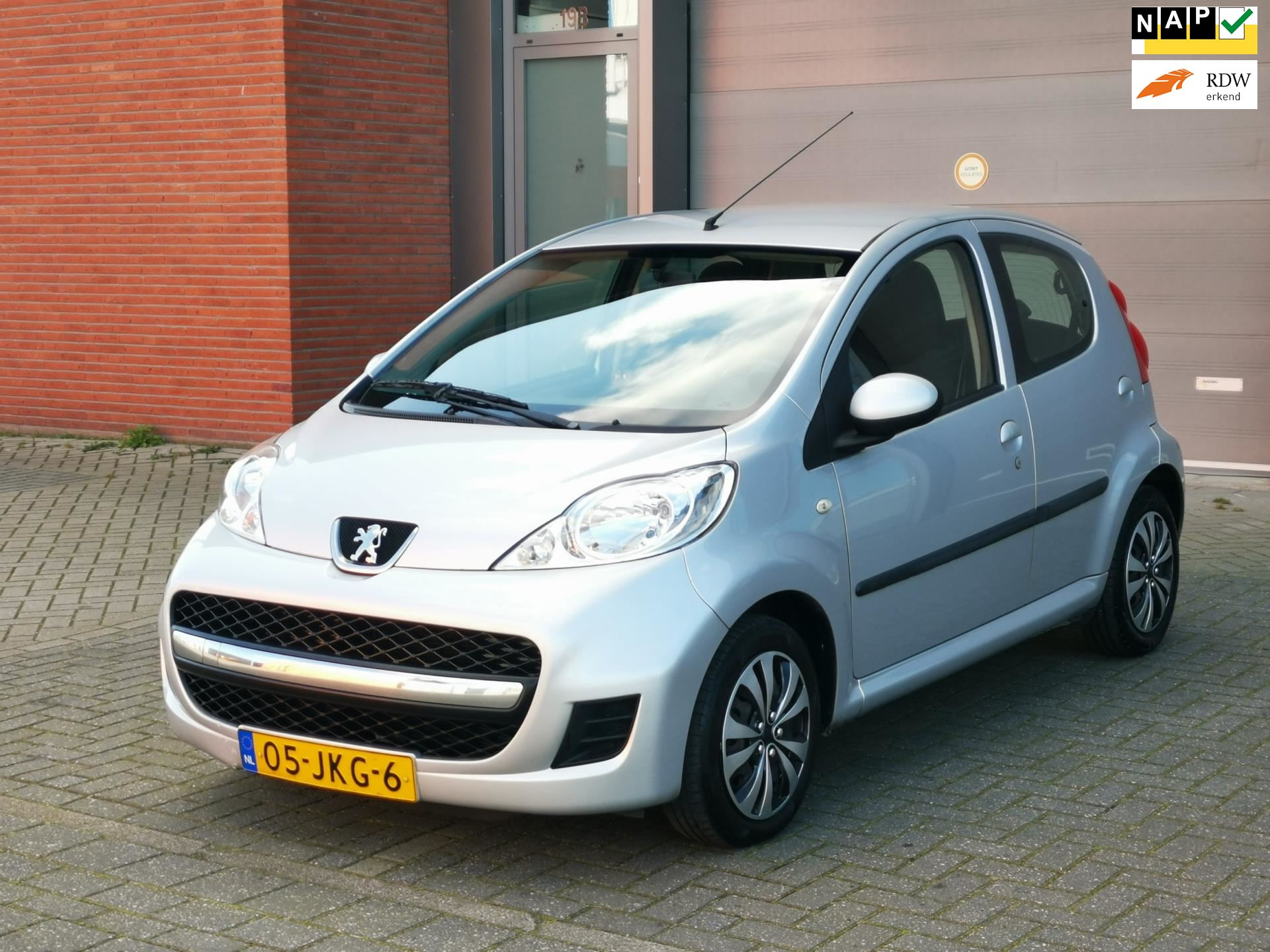 Peugeot 107 occasion - Staal Cars
