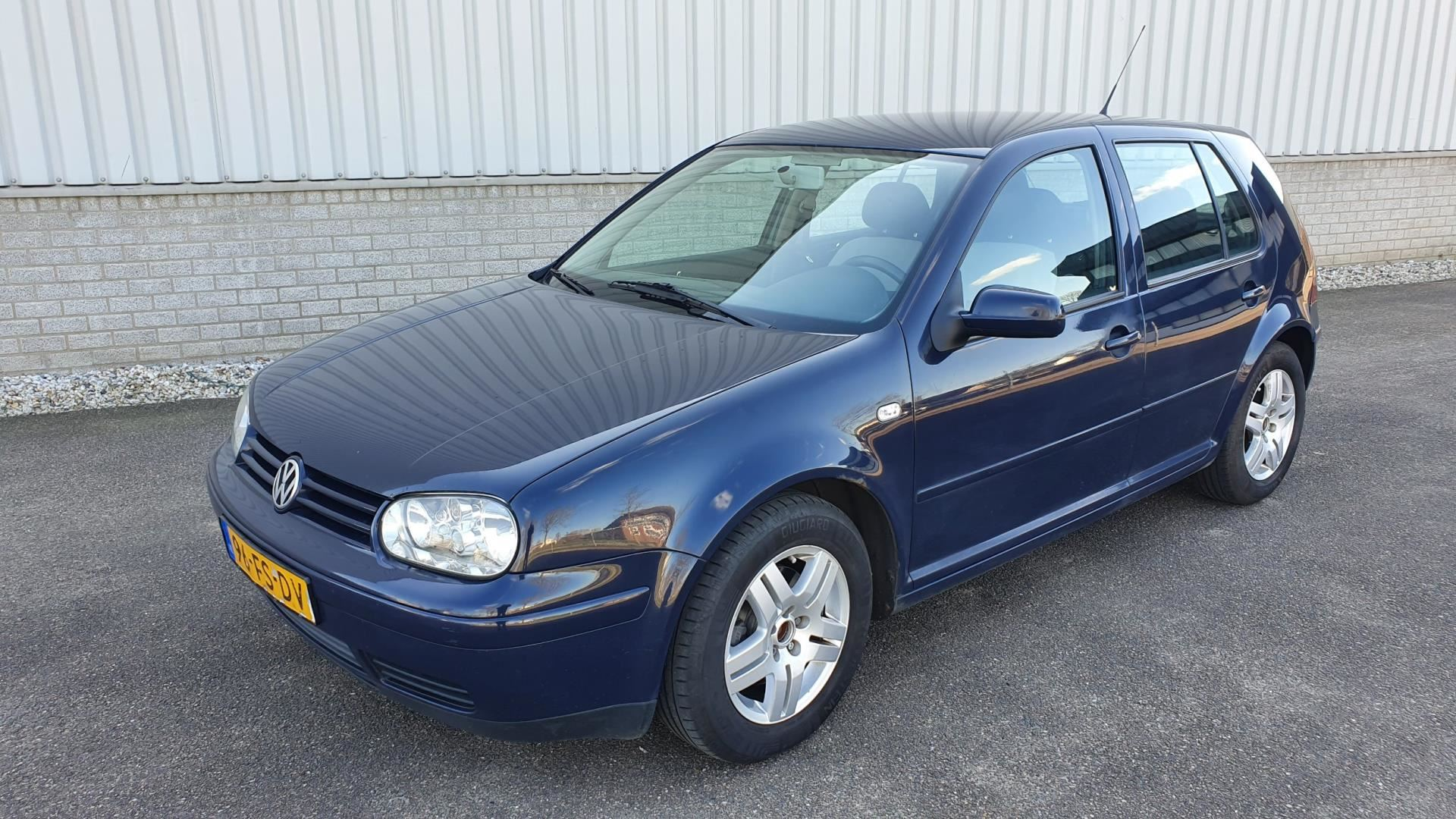 Volkswagen 1.9 TDI Highline 4Motion occasion - Terborg Auto's
