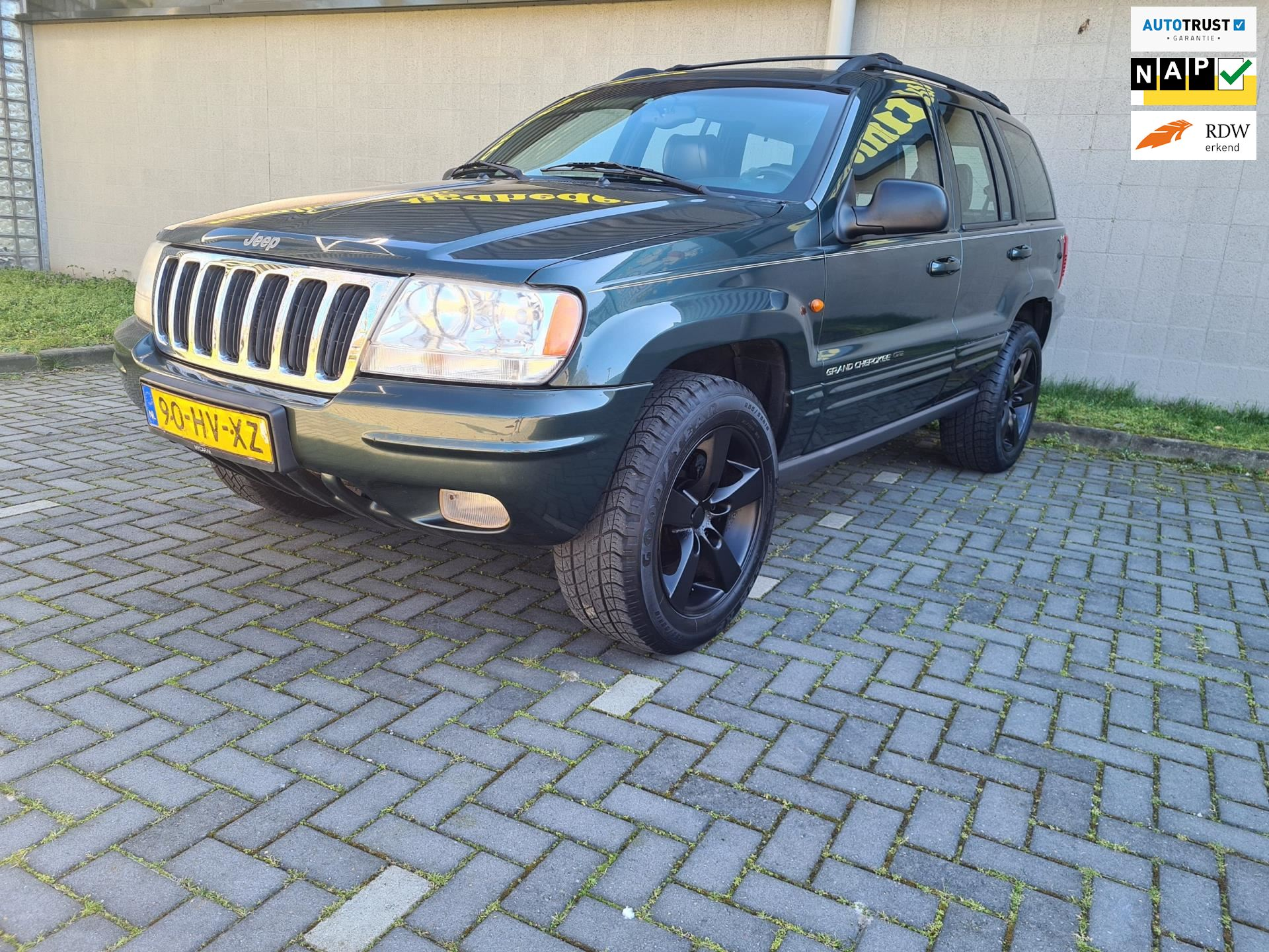 Jeep Grand Cherokee occasion - Auto Arends