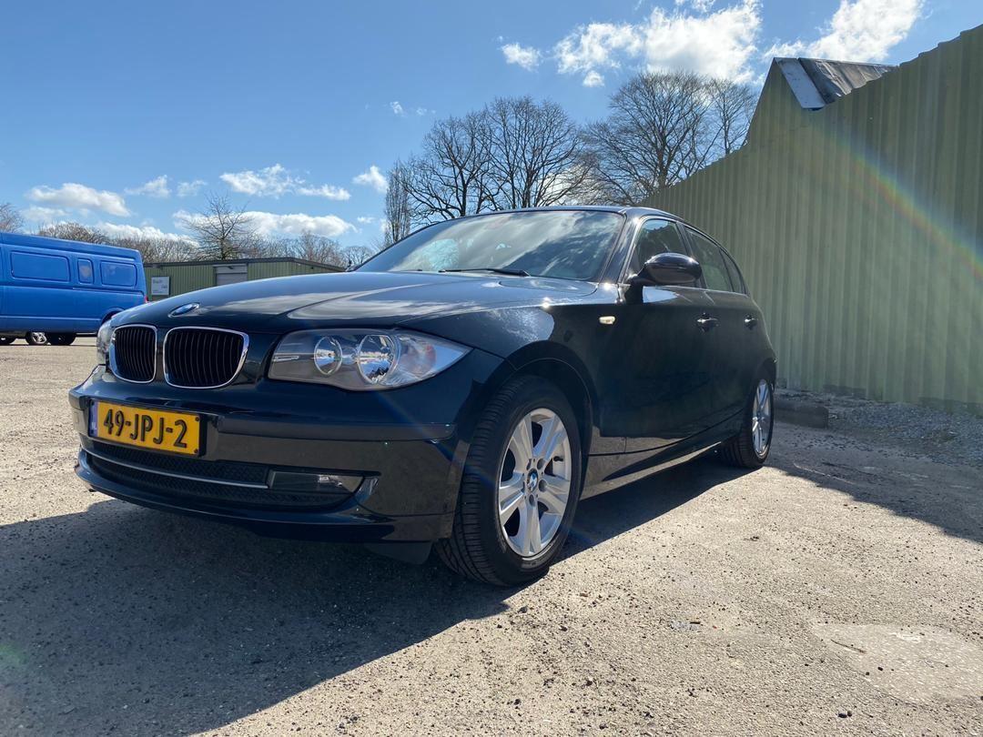 BMW 1-serie occasion - Autobedrijf Loven