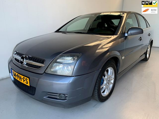 Opel Vectra GTS 2.2-16V Elegance Automaat Climate+Cruise control