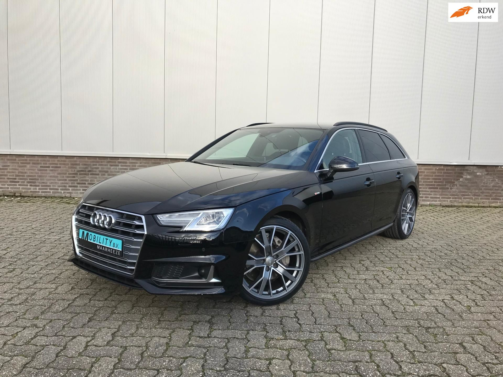 Audi A4 Avant occasion - Mobility Maarheeze