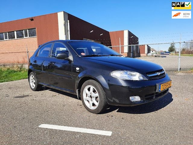 Chevrolet Lacetti 1.6-16V Style MET VOL JAAR A.P.K.  AIRCO
