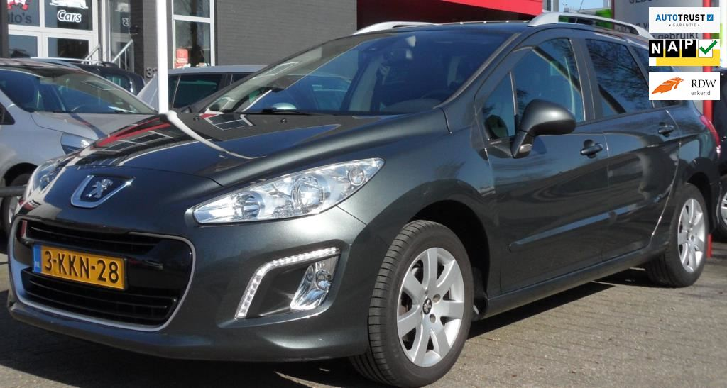 Peugeot 308 SW occasion - Gebo Auto's