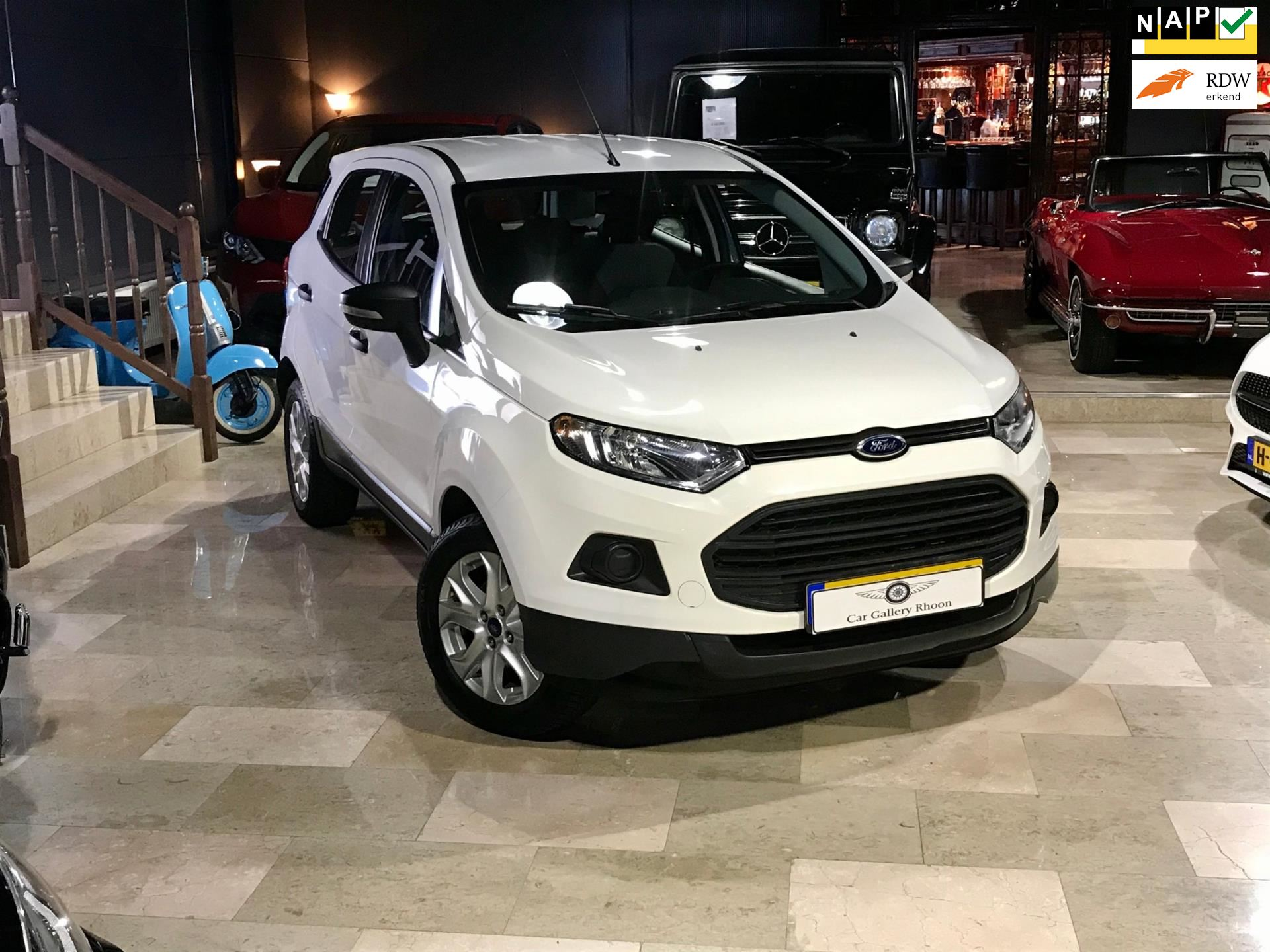 Ford EcoSport occasion - CarGalleryRhoon