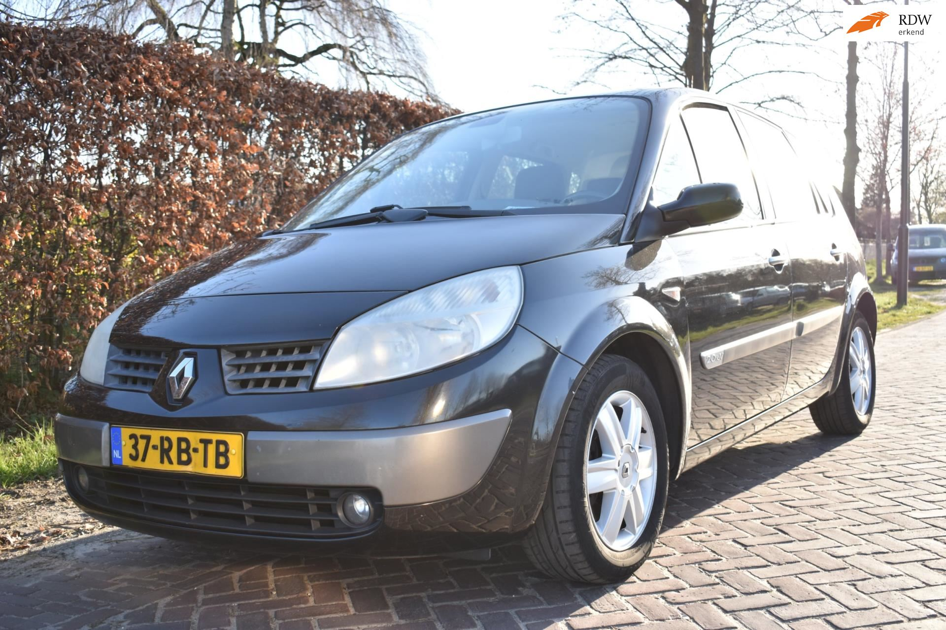 Renault Scénic occasion - F. Klomp Auto's