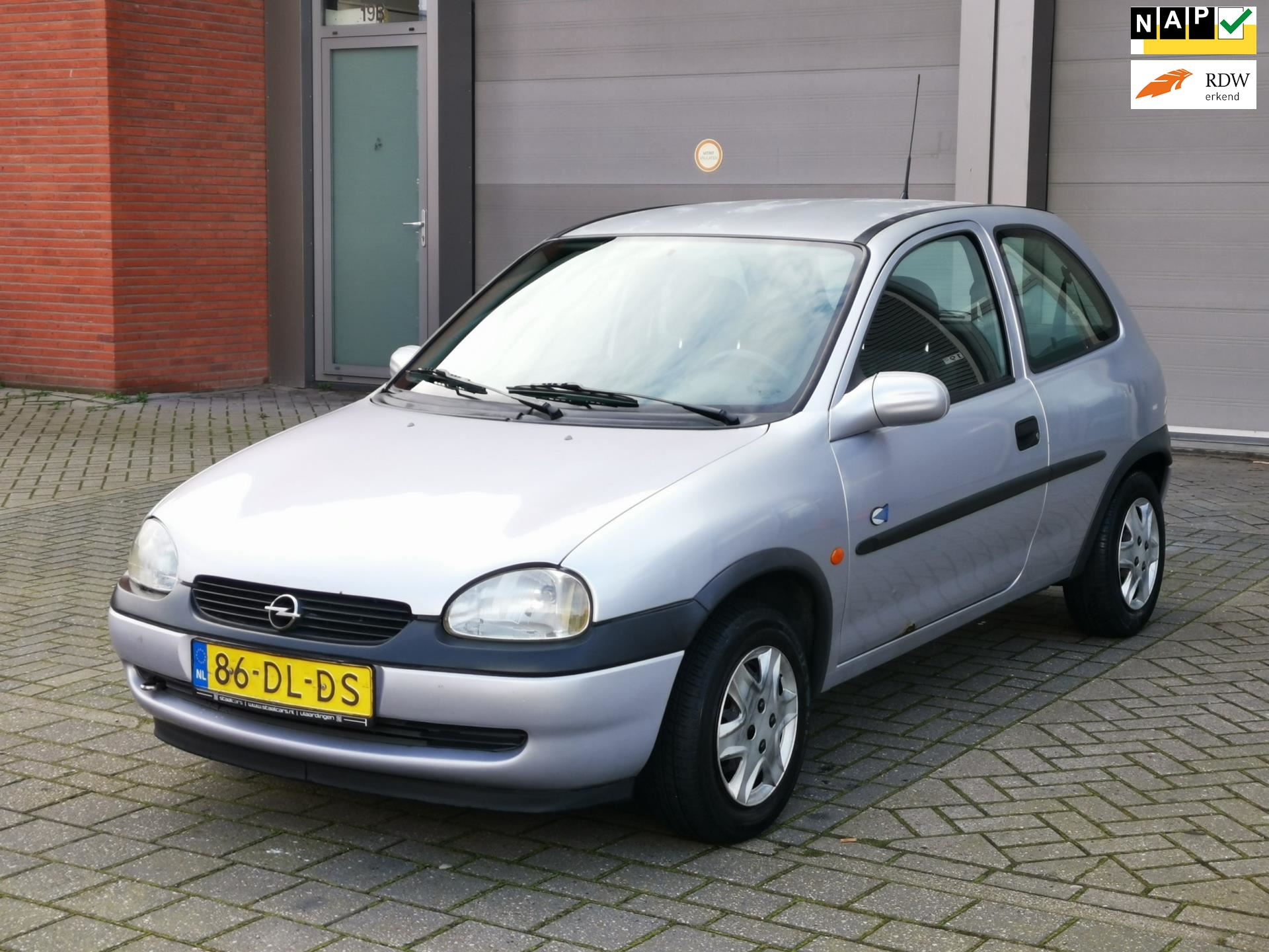 Opel Corsa occasion - Staal Cars