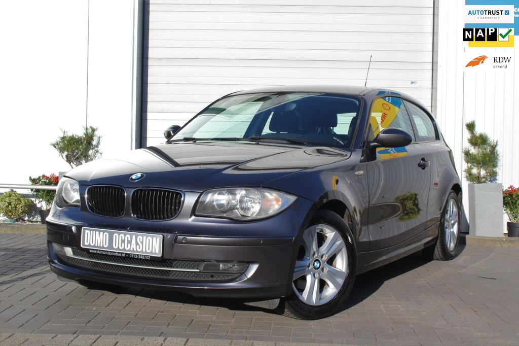 BMW 1-serie occasion - DUMO Automotive