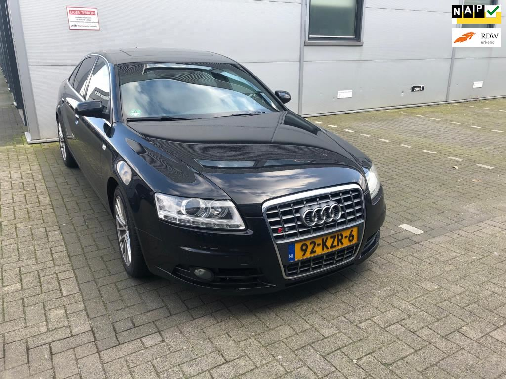 Audi A6 occasion - Pascal Traa