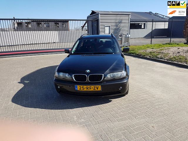 BMW 3-serie Touring 316i BlackSilver II
