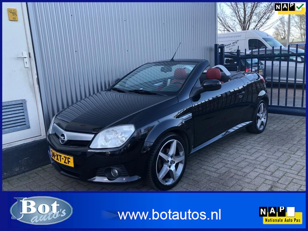 Opel Tigra TwinTop occasion - Bot Auto's
