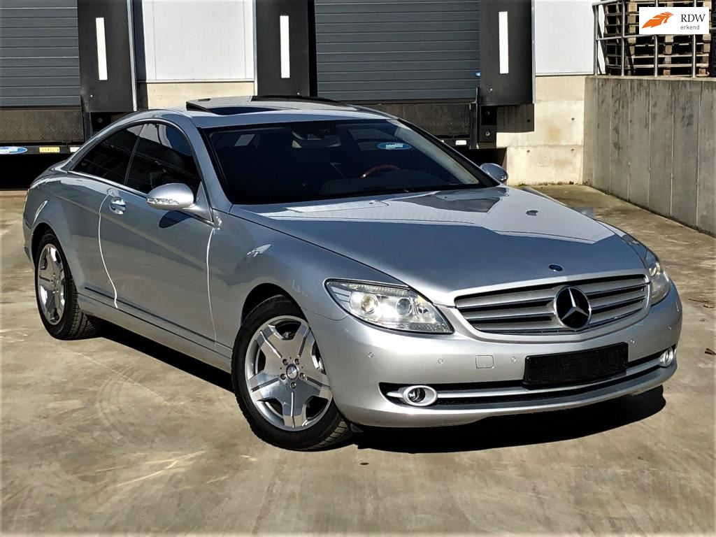 Mercedes-Benz CL-klasse occasion - Autohandel Gerrit Prosman