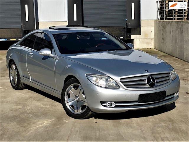 Mercedes-Benz CL-klasse 500 (incl. BTW)
