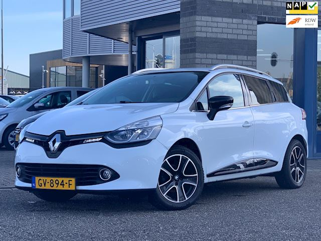 Renault Clio Estate 1.5 dCi ECO Night&Day FULL-MAP NAVI AC LMV D-GLAS PDC CRUISE-CONTROLE MULTI-STUUR