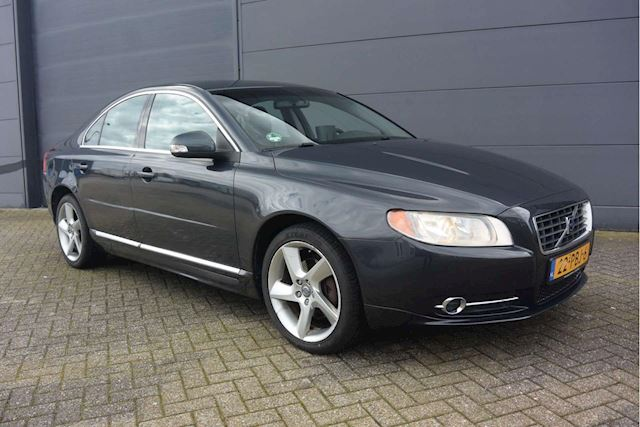 Volvo S80 2.4D Limited Edition