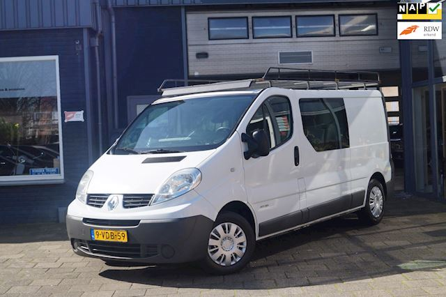 Renault Trafic 2.0 dCi T29 L2H1 / Airco / Dubbel Cabine / N.A.P / 114PK