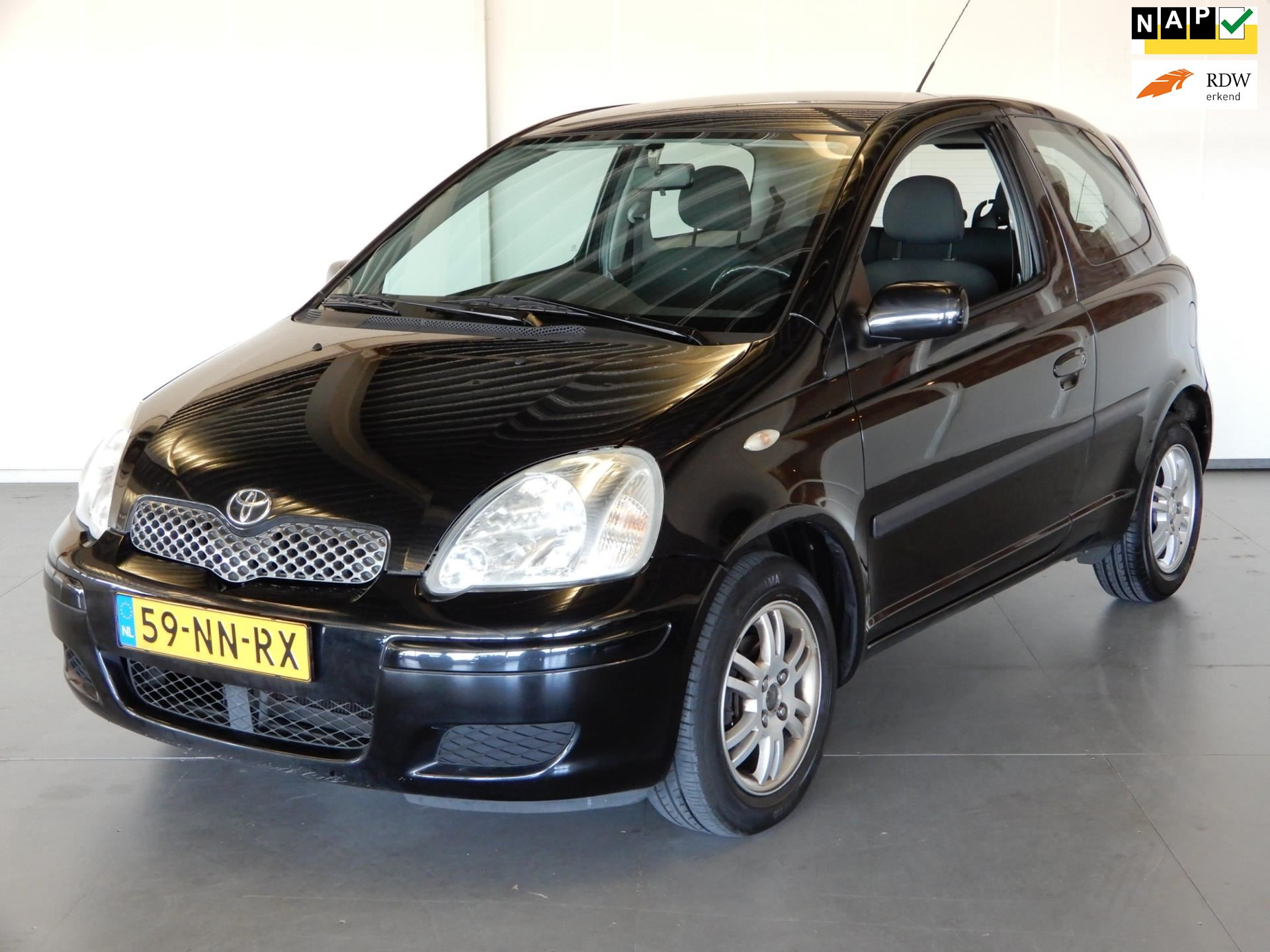 Toyota Yaris occasion - Autohuis Oosterhout