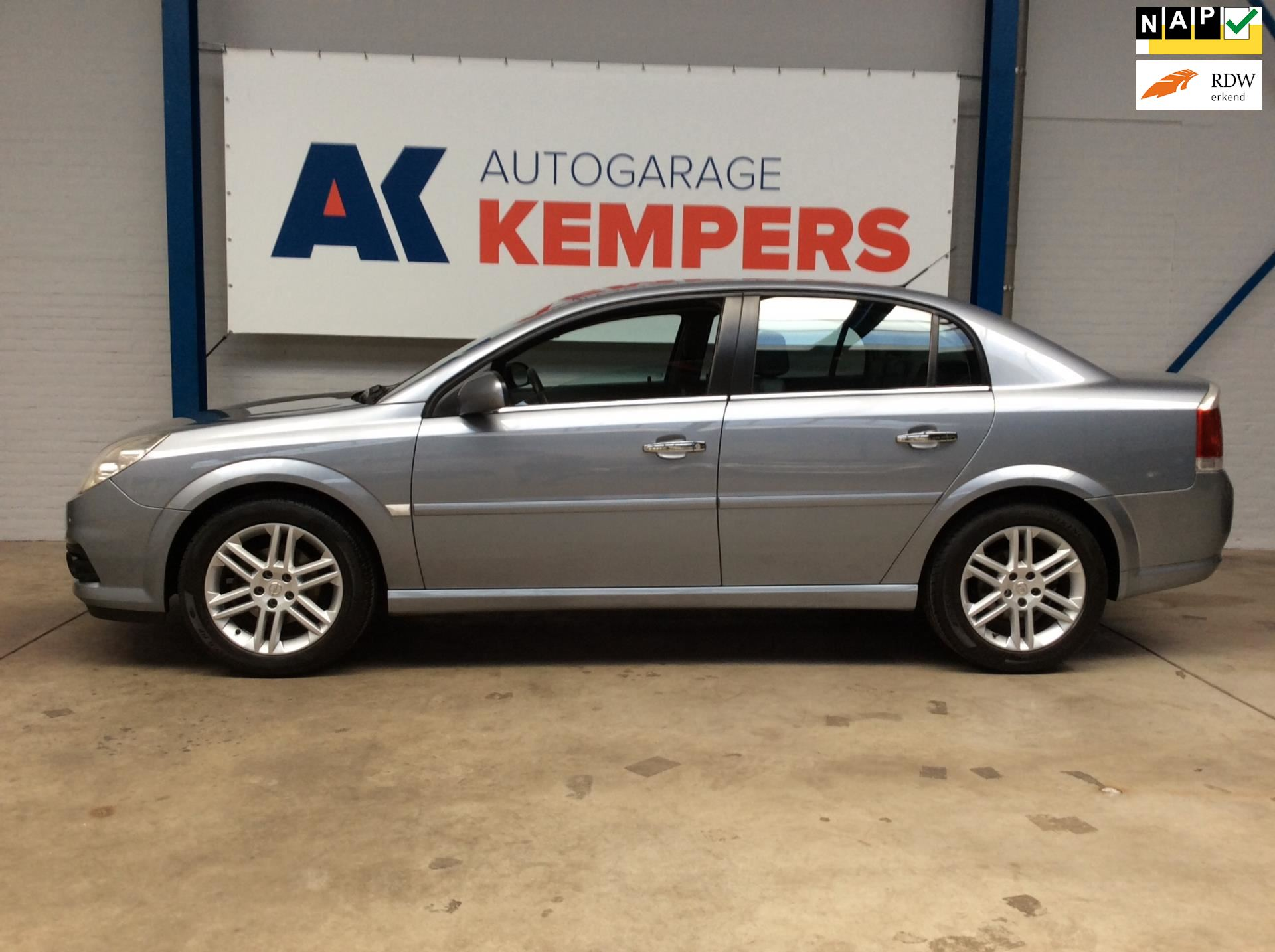 Opel Vectra occasion - Autogarage Kempers