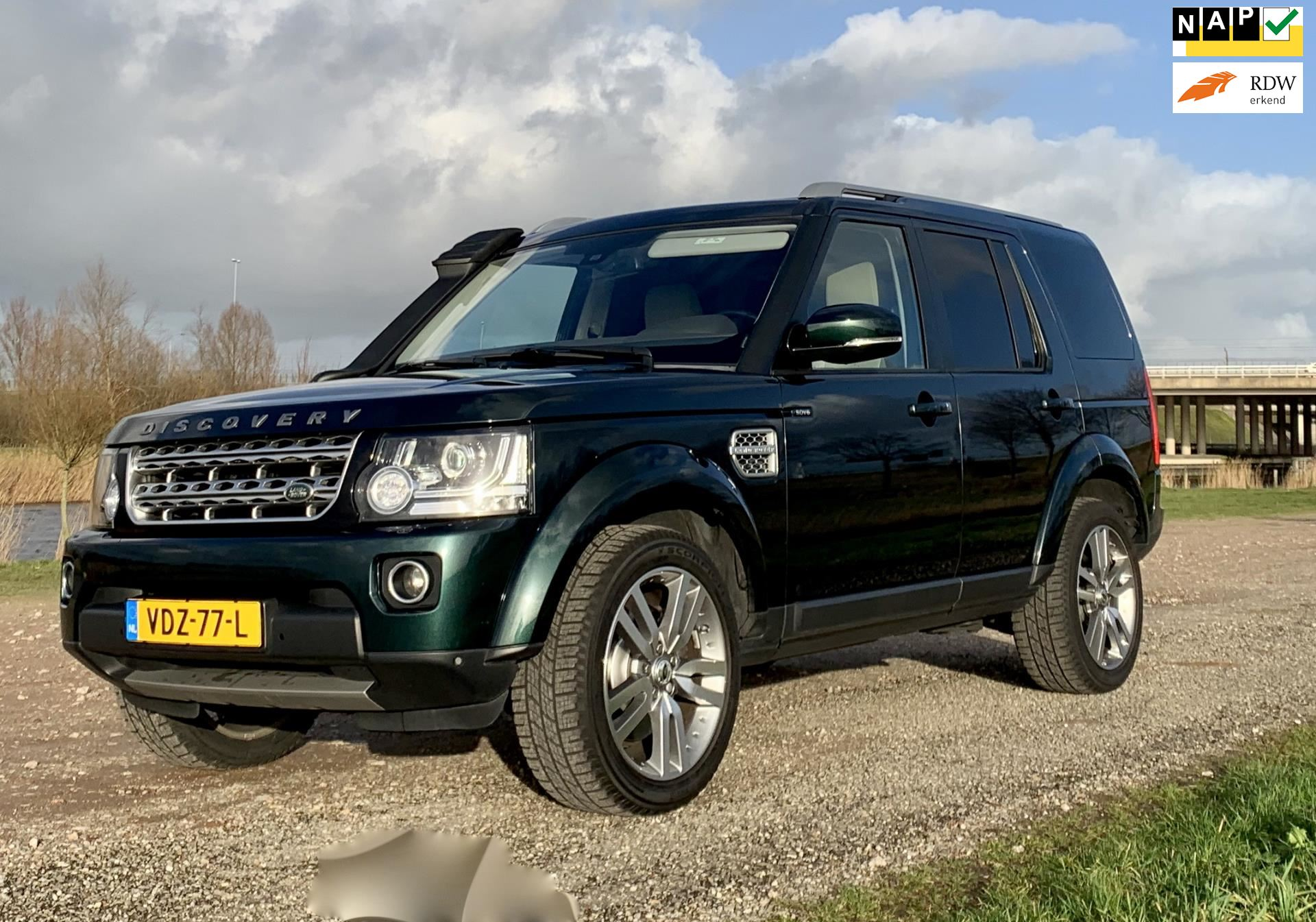 Land Rover Discovery occasion - Terra Benelux BV