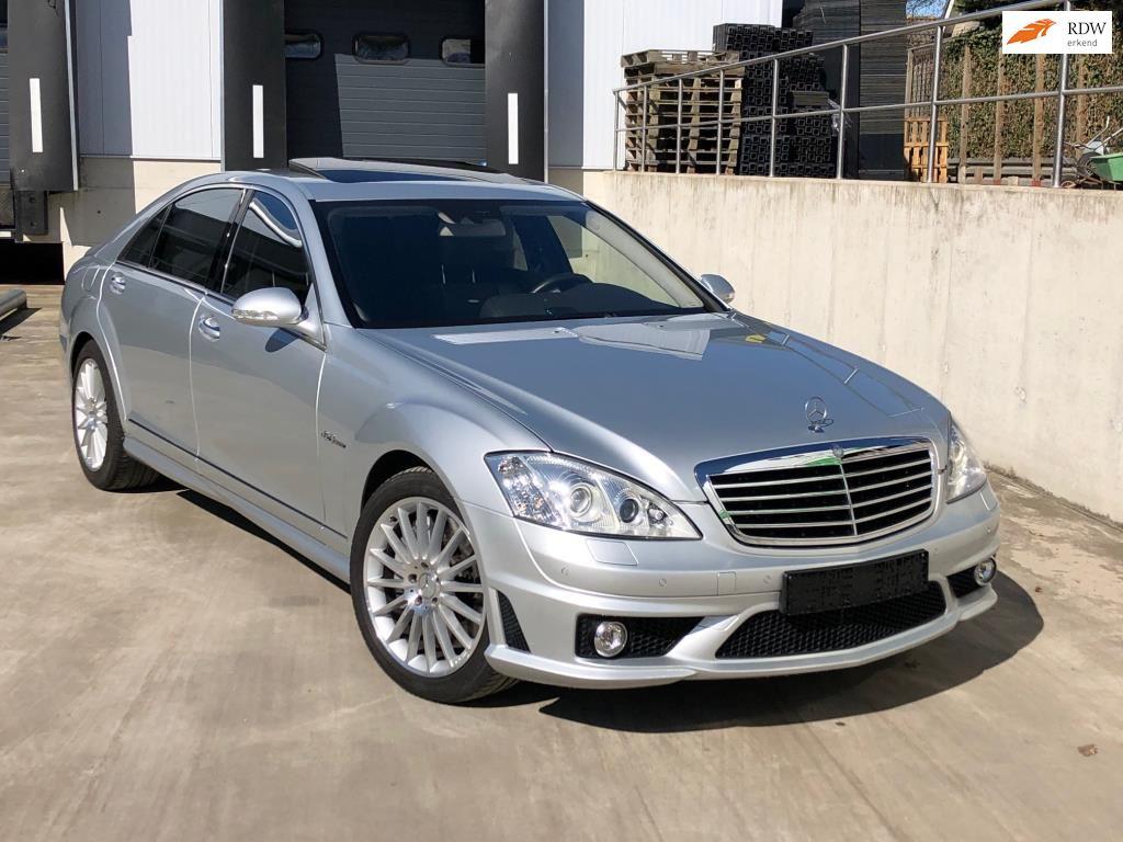 Mercedes-Benz S-klasse occasion - Autohandel Gerrit Prosman