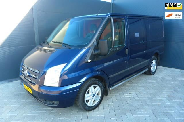 Ford Transit occasion - Van den Brom Auto's
