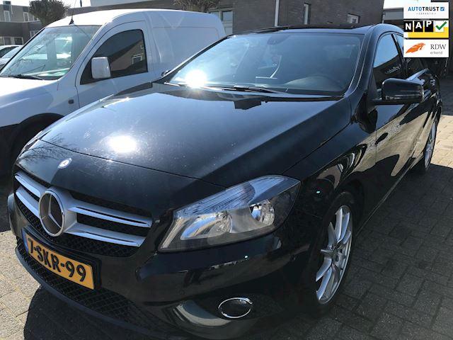 Mercedes-Benz A-klasse 180 CDI Ambition 267.DKM AIRCO NAVI PDC VOOR EN ACHTER APK 18-10-2012