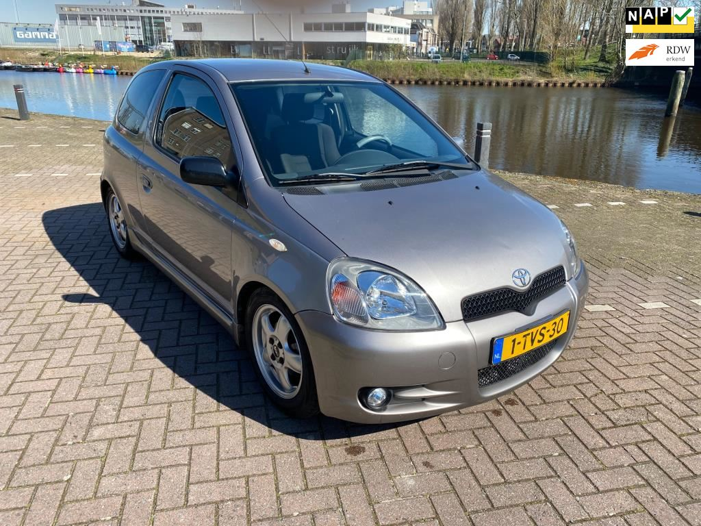 Toyota Yaris occasion - ML Cars - 's-Hertogenbosch