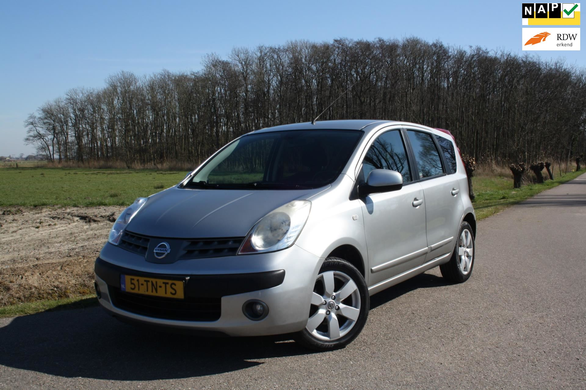 Nissan Note occasion - Favoriet Occasions