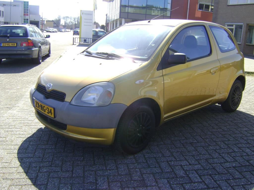 Toyota Yaris occasion - Middendorp Auto's