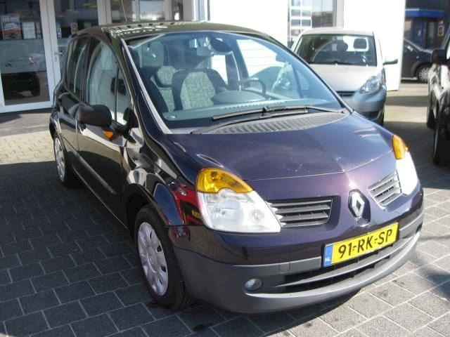Renault Modus 1.6-16V Expression Luxe (Automaat)