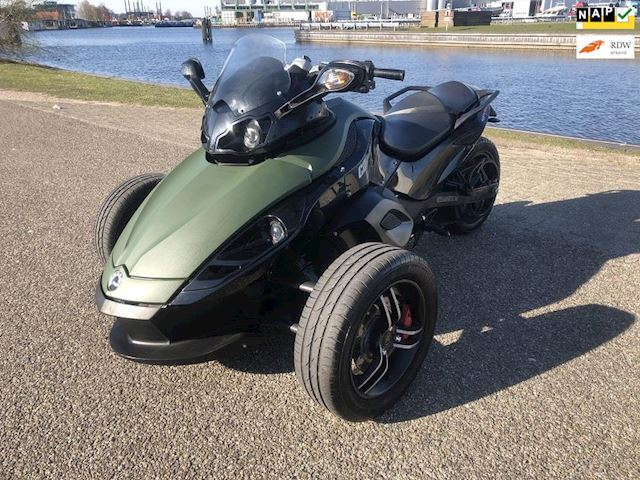Can am Spyder RS5 1000CC Automaat/Gordel/Akrapovic