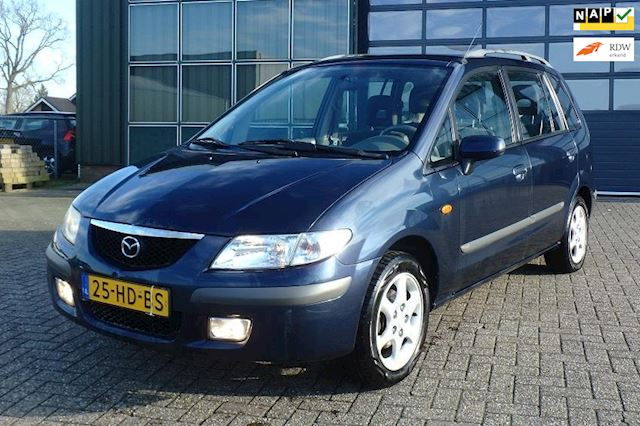 Mazda Premacy 1.8 hp Exclusive Breeze