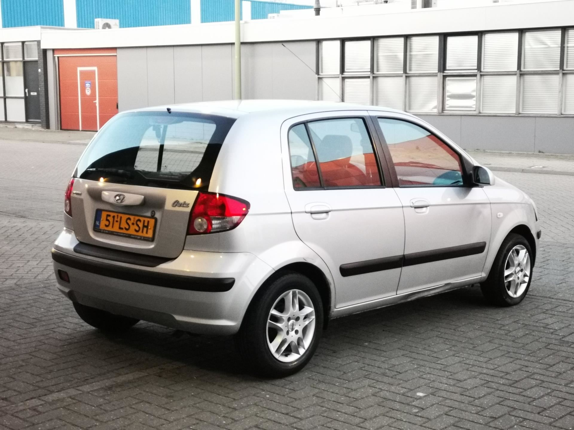 Hyundai Getz occasion - Staal Cars