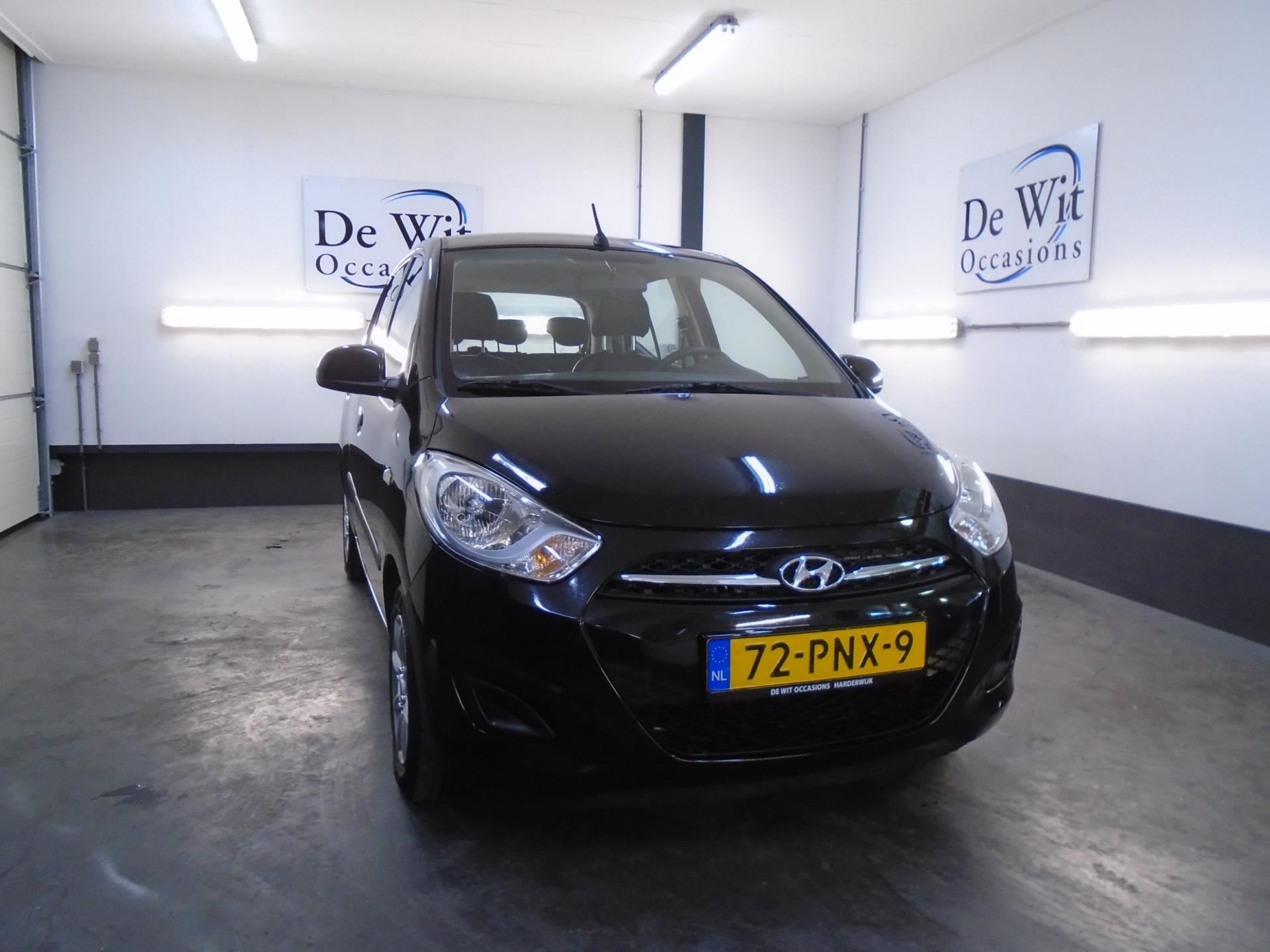 Hyundai I10 occasion - De Wit Occasions