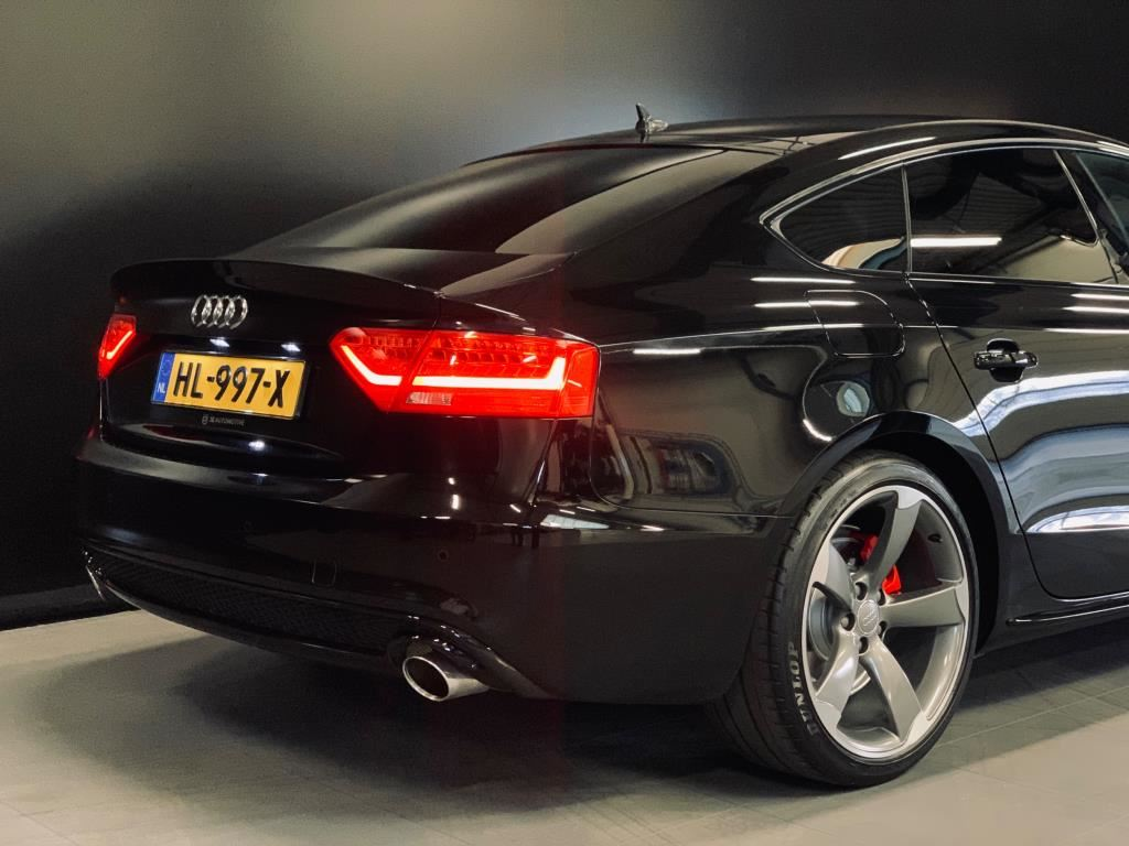 Audi A5 Sportback occasion - JE Automotive