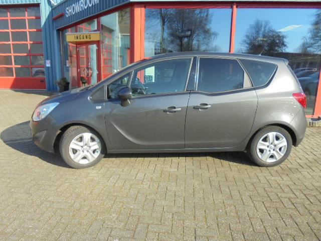 Opel Meriva 1.4 Turbo Design Edition