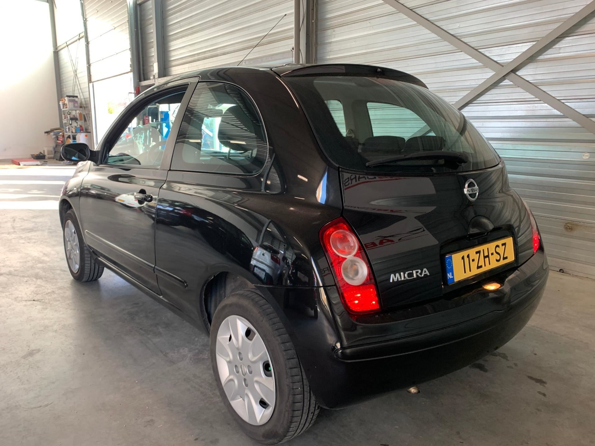 Nissan Micra occasion - AB Cars
