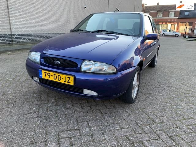 Ford Fiesta occasion - Automotive De Gelder