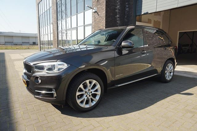 BMW X5 XDRIVE30D High Executive Grijs Kenteken