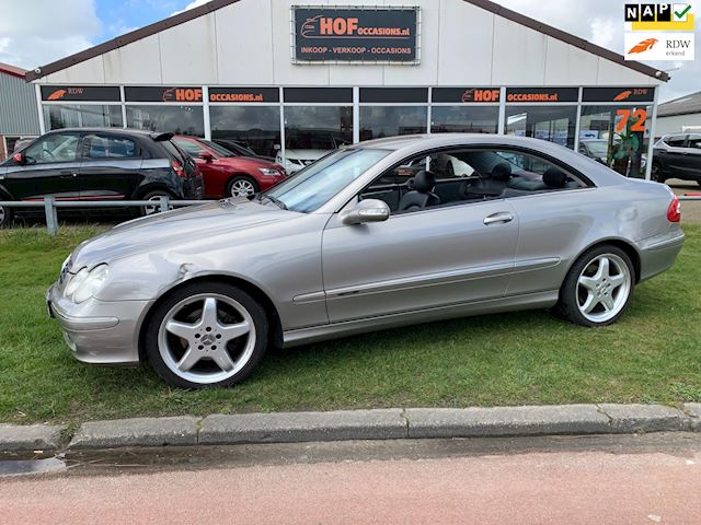 Mercedes-Benz CLK-klasse Coupé 240 Avantgarde