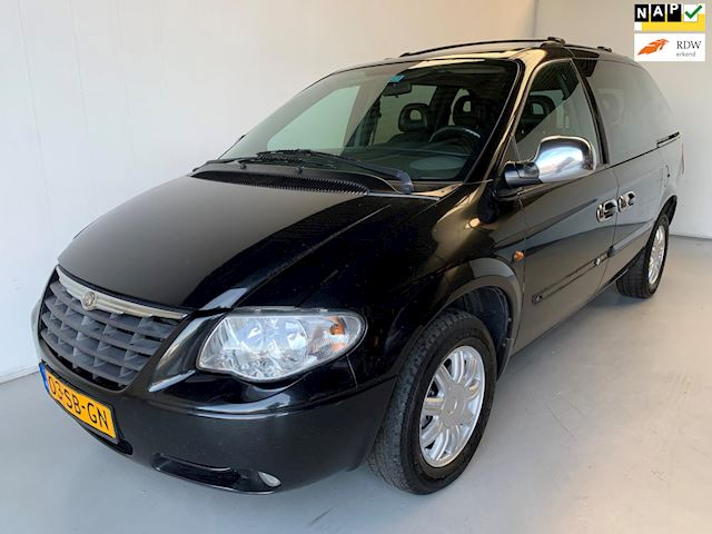Chrysler Voyager 2.8 CRD SE Luxe Navigatie Leer PDC Climate+Cruise control