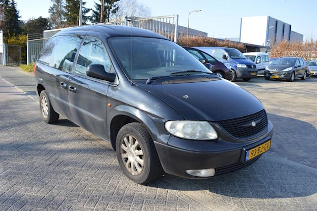 Chrysler Voyager 2.5 CRD SE High Roof bj03 arico elec pak