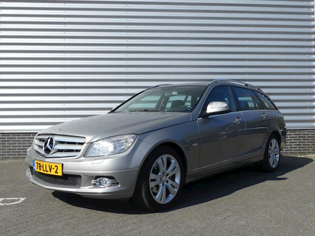 Mercedes-Benz C-klasse Estate 220 CDI Business Class Avantgarde Navigatie / Standkachel