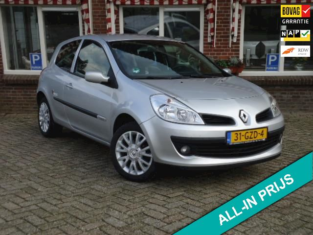 Renault Clio 1.2 TCE Special Rip Curl Airco Cruise LMV - RIJKLAAR -