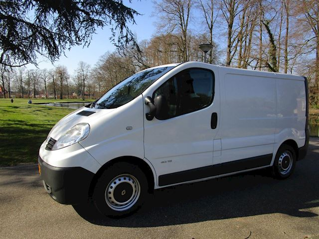 Renault Trafic 2.0 dCi T27 L1H1 DC Eco airco.navigatie.cruise control.trekhaak.3 persoons.