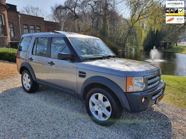 Land Rover Discovery 2.7 TdV6 HSE 7-PERSOONS/aut/XENON/leer/TREKHAAK