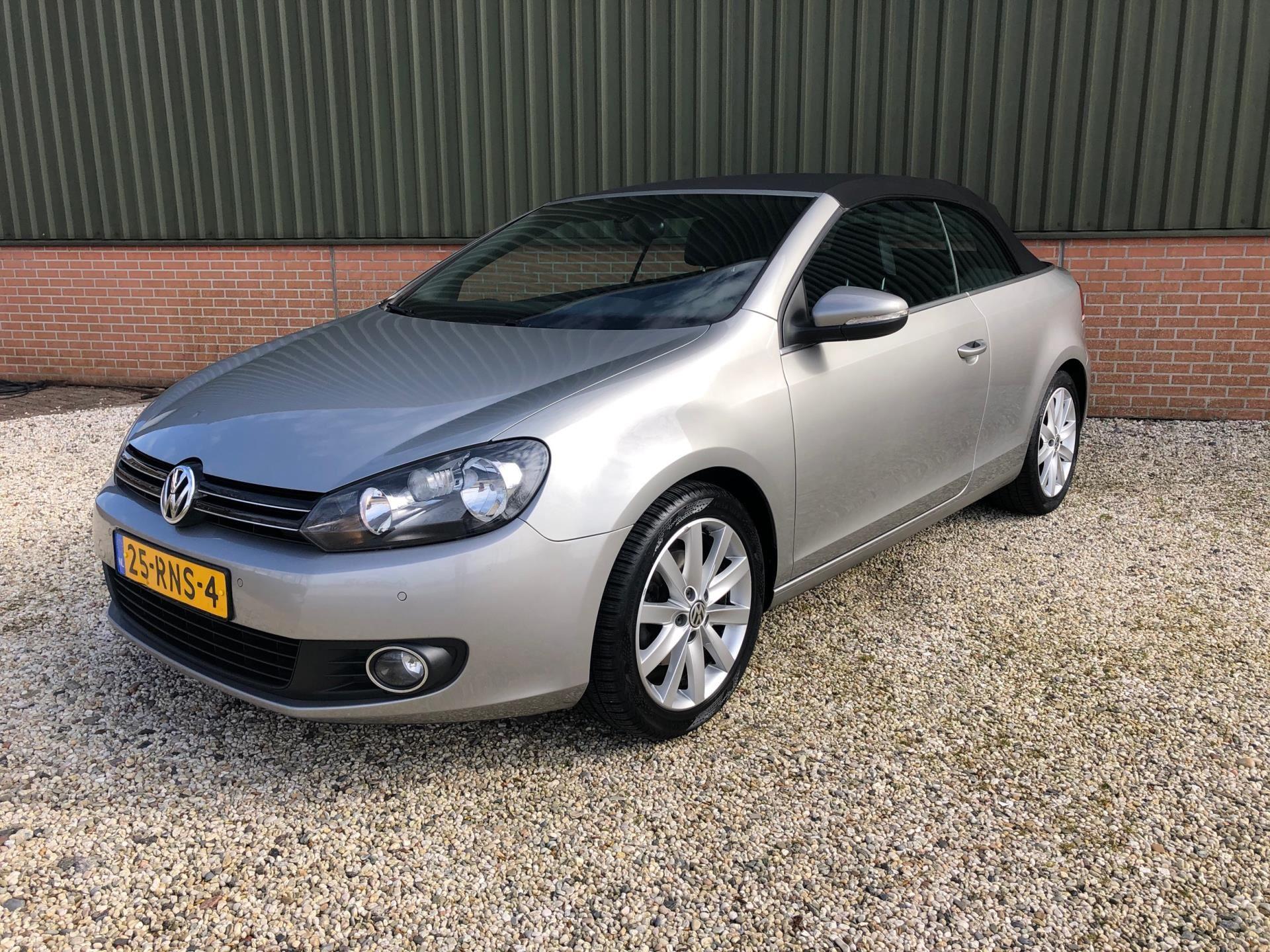 Volkswagen Golf Cabriolet occasion - AutoRais