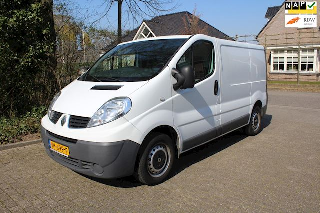 Renault Trafic 2.0 dCi T27 L1H1 Eco Black Edition AIRCO NAVI HELE MOOIE BUS